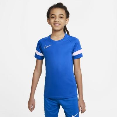 Nike Academy Soccer Top albastru roial