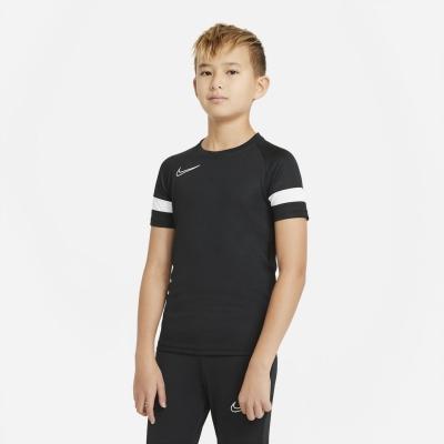 Nike Academy Soccer Top negru alb