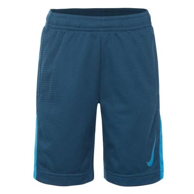 Pantaloni scurti Nike Accelerate baietei albastru force