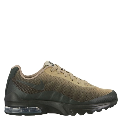 Nike Air Max Invigor Print Big Shoe pentru Copii kaki