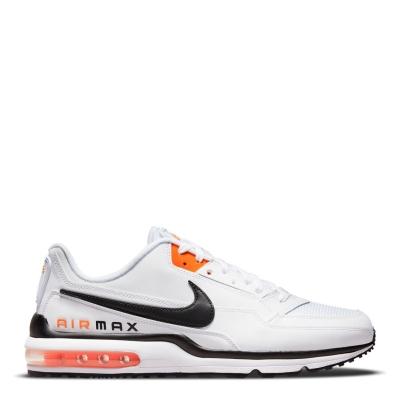 Nike Air Max LTD 3 Shoe pentru Barbati alb negru portocaliu