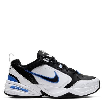 Nike Air Monarch IV antrenament Shoe pentru Barbati negru alb albastru