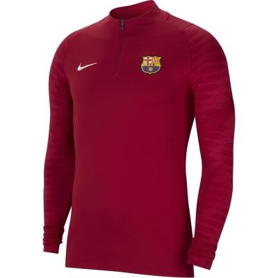 Nike Barcelona Strike Drill Top 2021 2022 rosu