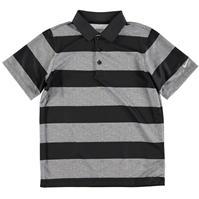 Tricouri polo pentru golf Nike Bold cu dungi pentru baietei