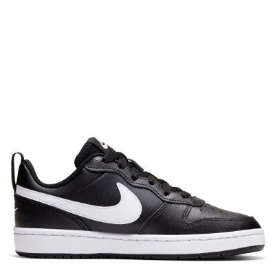 Nike BOROUGH LOW 2 SE (GS) negru alb