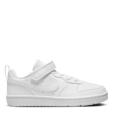 Nike BOROUGH LOW 2 SE (GS) triple alb