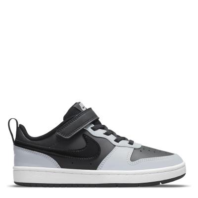 Nike BOROUGH LOW 2 SE (PSV) gri inchis blackgry