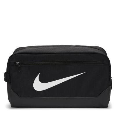 Nike Brasilia Shoebag negru
