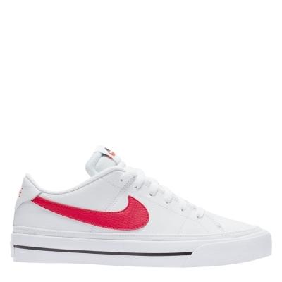 Nike Court Legacy Shoes pentru femei alb rosu