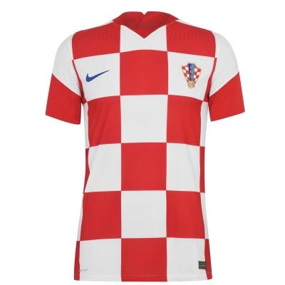 Nike Croatia Acasa Vapor Shirt 2020 alb rosu