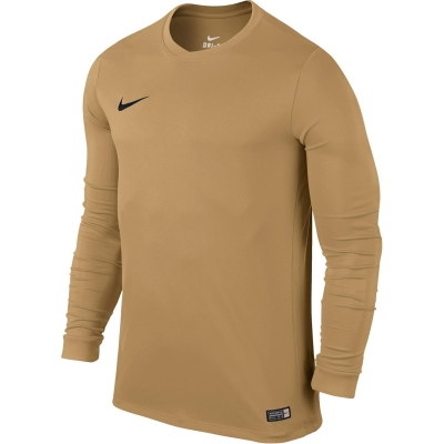 Nike cu Maneca Lunga Park Jersey pentru baietei auriu