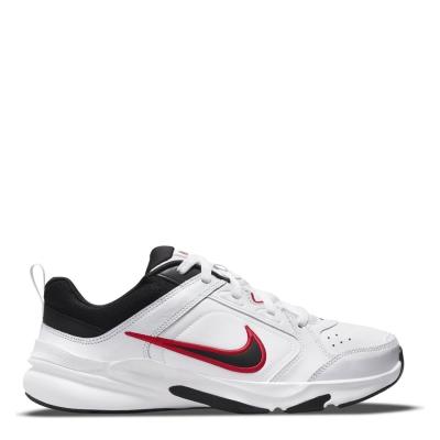 Nike Defy All Day antrenament Shoe pentru Barbati alb negru rosu