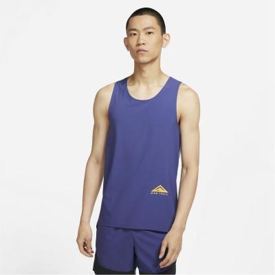 Maiouri Nike DriFit Trail pentru Barbati ghost mov pudrat