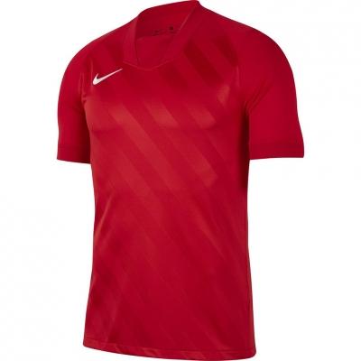Nike Dry Challenge III JSY SS Jersey rosu BV6703 657 pentru Barbati
