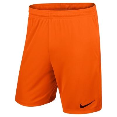 Nike Dry fotbal Short pentru Barbati portocaliu negru