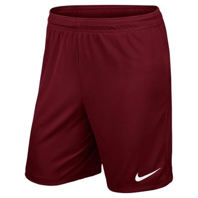Nike Dry fotbal Short pentru Barbati uni rosu