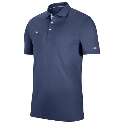Tricouri Polo Nike Dry Player pentru Barbati mystic bleumarin