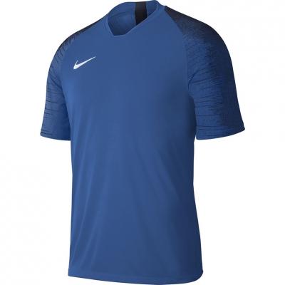 Nike Dry Strike JSY SS Jersey albastru AJ1018 463 pentru Barbati