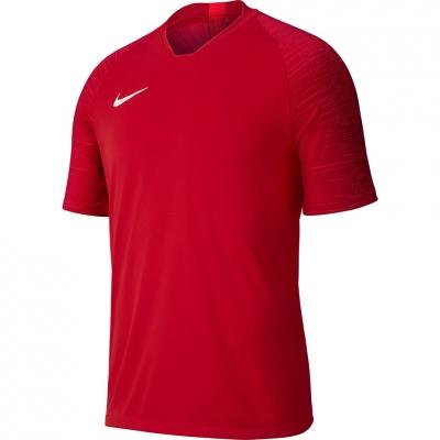 Nike Dry Strike JSY SS Jersey rosu AJ1018 657 pentru Barbati