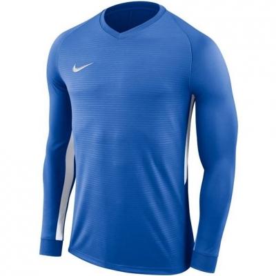 Nike Dry Tiempo Premier Jersey maneca lunga albastru 894248 463 pentru Barbati