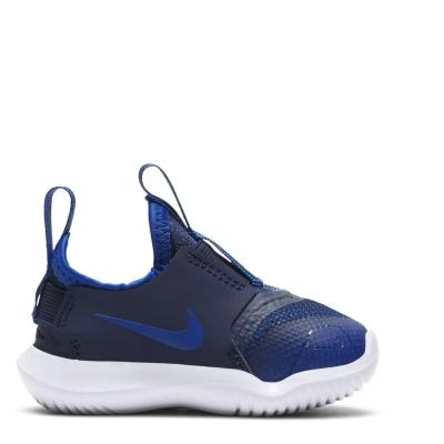 Nike Flex Runner / Shoe pentru Bebelusi pentru Bebelusi albastru roial bleumarin