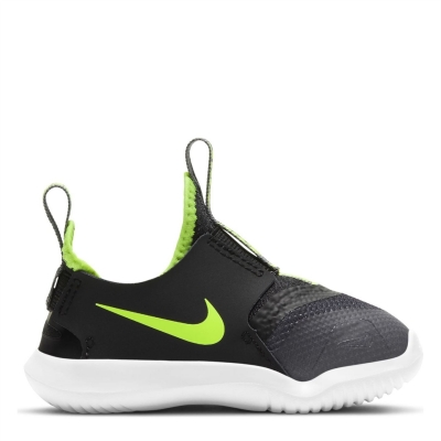 Nike Flex Runner / Shoe pentru Bebelusi pentru Bebelusi gri galben negru