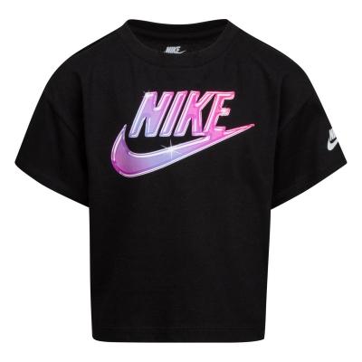 Nike HBR Crop Tee In14 negru