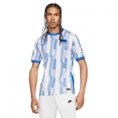 Nike HBSC DF Stadium JSY SS HM alb-albastru CV7898 101 pentru Barbati