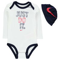 Nike JDI Bodysuit Set pentru baieti pentru Bebelusi