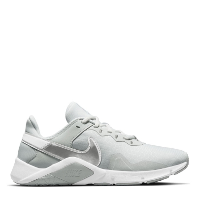 Nike Legend Essential antrenament Shoe pentru femei gri met argintiu