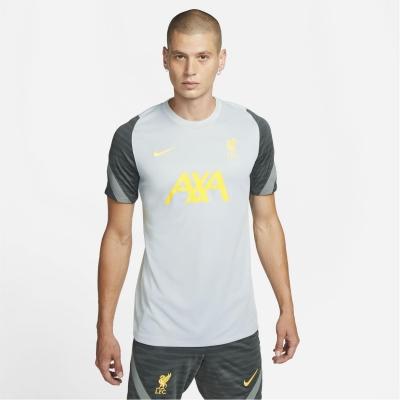 Nike Liverpool European Strike Top 2021 2022 pentru Barbati wolf gri
