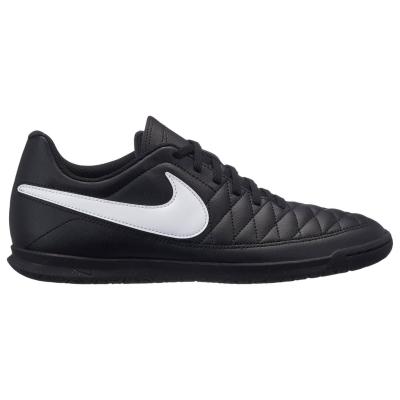 Adidasi fotbal de sala Nike Majestry negru alb