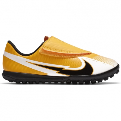 Nike Mercurial Vapor 13 Club gazon sintetic PS (V) AT8178 801 pentru copii