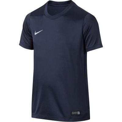 Nike Nike Dry fotbal Top albastru