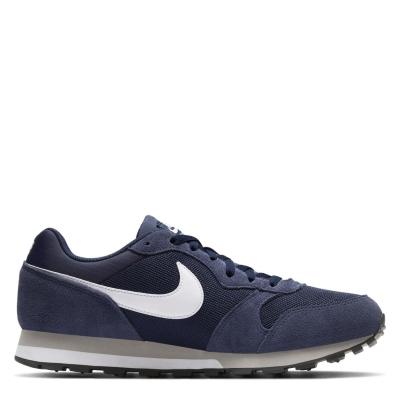 Nike Nike MD Runner 2 Shoe Shoe pentru Barbati bleumarin alb