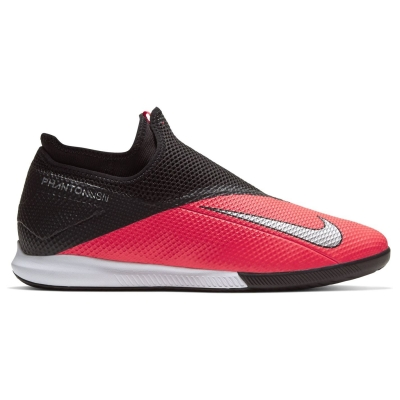Ghete de fotbal Nike Phantom 2 Indoor rosu negru