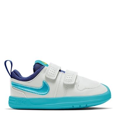 Nike Pico 5 / Shoe pentru Bebelusi pentru Bebelusi gri albastru aqua