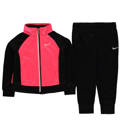 Nike Polysuit negru roz