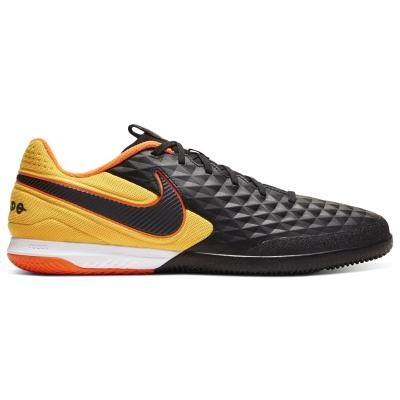 Adidasi fotbal de sala Nike React Legend Pro 8 negru