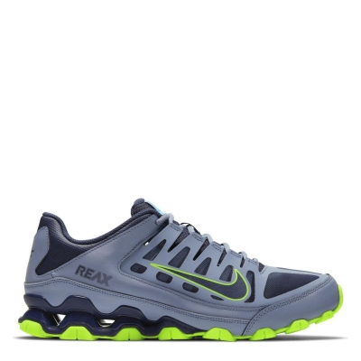 Nike Reax 8 TR antrenament Shoe pentru Barbati gri albastru verde