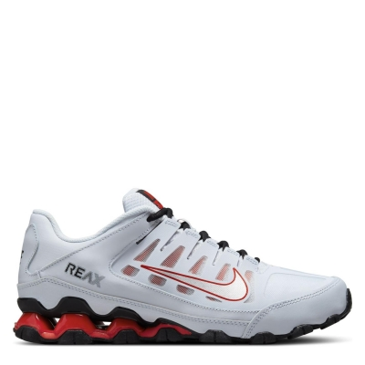 Nike Reax 8 TR antrenament Shoe pentru Barbati gri argintiu rosu
