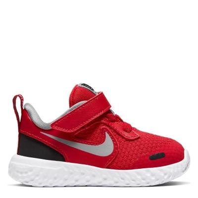 Nike Revolution 5 / Shoe pentru Bebelusi pentru Bebelusi uni rosu smk gri
