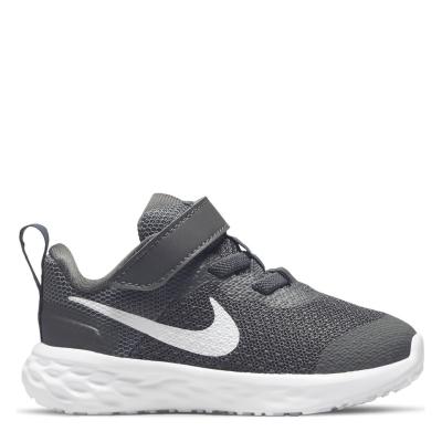Nike Revolution 6 / Shoe pentru Bebelusi pentru Bebelusi gri alb