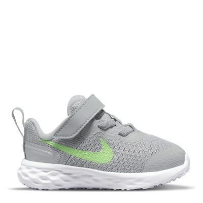 Nike Revolution 6 / Shoe pentru Bebelusi pentru Bebelusi gri verde