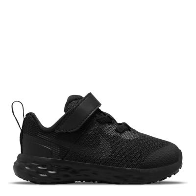 Nike Revolution 6 / Shoe pentru Bebelusi pentru Bebelusi triple negru