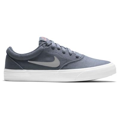 Nike SB Charge Canvas Skate Shoes pentru femei albastru verde