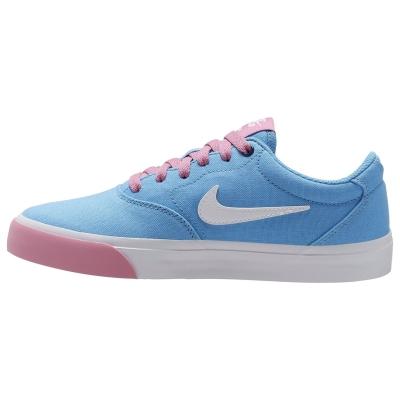 Nike SB Charge Canvas Skate Shoes pentru femei albastru roz