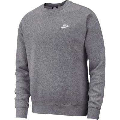 Nike Sportswear Club Crew gri carbune