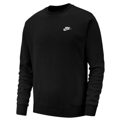 Nike Sportswear Club Crew negru