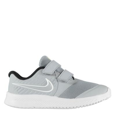 Nike Star Runner 2 / Shoe pentru Bebelusi pentru Bebelusi gri alb